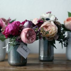 Buds of Brooklyn is a Brooklyn based Bloomerent florist.