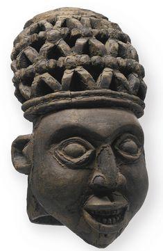Babanki Helmet Mask, Cameroon | Lot | Sotheby's
