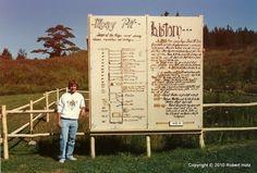 Oak Island Money Pit history by Jo Atherton, via Flickr