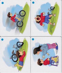 Τα παιδιά με αυτισμό διαθέτουν καλή οπτική σκέψη , δηλαδή αποδίδουν αρκετά καλά στις δραστηριότητες που έχουν να κάνουν με εικόνες. Αυ...