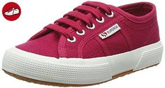 Superga 2750 Jcot Classic, Unisex Kinder Sneakers, Red (X6R Red Cerise), 27 EU (9.5 Child UK) - Superga schuhe (*Partner-Link)
