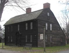 The Rev. Jonathan Ashley House (1734)  ****