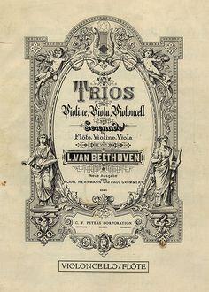 Beethoven String Trios