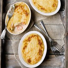 The ultimate fish pies