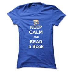 (Greatest Gross sales) Keep Calm and Read a Book - Gross sales...