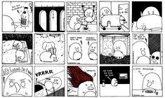 Pena The Unholy - Comics - Cute Penguins - Dark Art Illustrations - Horror - Dark Humor Dark Art Illustrations, Illustration Art, Cute Penguins, Comic Art, Horror, Drama, Comics, Gallery, Cards
