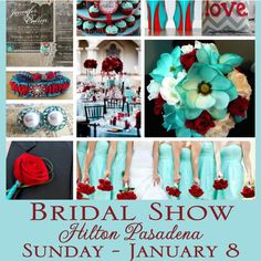 Attend LA's leading Bridal Show in the heart of Pasadena at the elegant Hilton Pasadena on January 8, 2017. Shop and compare top wedding services featuring the latest trends and ideas. Brides receives an eco-friendly, reusable tote to collect wedding samples, info, magazines, and more. · Experience SoCal's #1 Wedding Fashion Show. Free Diamond Ring Key Chain to the first 50 Brides attending. · Door Prizes, Honeymoon Getaways and Wedding Gown Giveaway. Show hours are 11am - 3pm