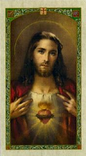 Blessed be His Most Sacred Heart