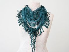 blue green blue by tamra on Etsy