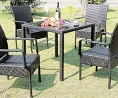 4seater Outdoor Furniture