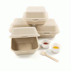 Natural Wheat Fibre Burger Box - 450ml Pack of 50 - see https://www.littlecherry.co.uk/Biodegradable-Takeaway-Boxes/Natural-Wheat-Fibre-Burger-Box---450ml-Pack-Of-50.Html