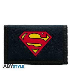 DC COMICS Portefeuille Superman Navy