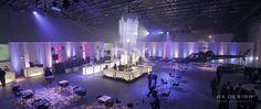 Hangar Setup - Custom Chandelier by DX Design