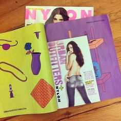 Our new denim collection is featured in Nylon Mag! Get your hands on it. Crazy Colour, Film Music Books, Urban Outfitters, Hands, Denim, Colors, Instagram Posts, Collection, Colour
