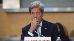 كيري يطالب بتحقيق حول الجرائم الروسية في حلب وموسكو ترد