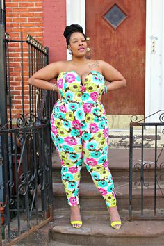 <b>'40s style rompers, disco duds, and En Vogue-ish catsuits, oh my!</b> Because sometimes one piece of clothing is simply better than two.