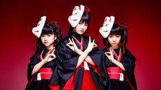 """Girls can scream, too. J-pop metal band Babymetal is gearing up to release their sophomore album and lead single """"Karate"""" totally shows why they're tougher than you. Back in America, Obama and Demi Lovato honored Ray Charles at a White House dinner, someone launched an edible tortilla record series, the first episode of David Bowie Blackstar miniseries aired, and Chance the Rapper performed on Kimmel with Tinashe.  Female-fronted band Babymetal is nothing to joke about. The J-pop metal act…"""