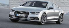 Audi A7 Sportback 2014 Facelift And Improvements