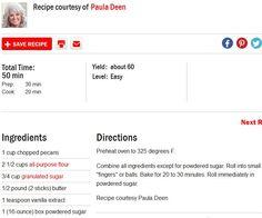 BUTTERY FINGERS http://www.foodnetwork.com/recipes/paula-deen/buttery-fingers-recipe.html