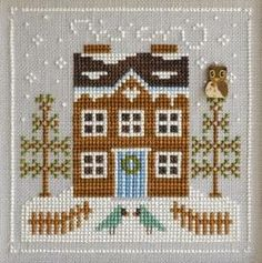 Bluebird cabin - Country Cottage Needleworks