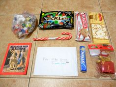 Paquete para misionero, Navidad - Missionary package, Christmas