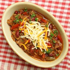 Slow Cooker Favorite Chili - use my recipe but use this cook time