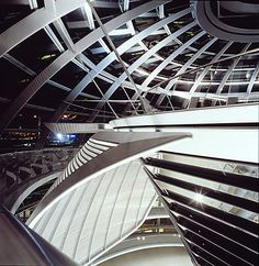 Reichstag dome, Norman Foster. By Enrique Carrazoni.