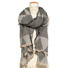Mountain Shadow Scarf - scarves, hats, & gloves - Women's ACCESSORIES - Madewell