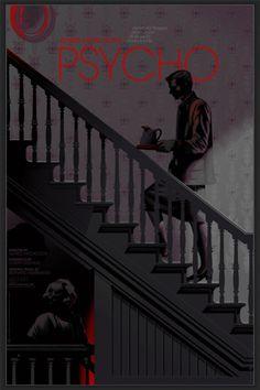 Psycho // Laurent Durieux