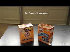 NaHCO3 (it's chemical name) or baking soda is a simple but often over looked item that should be in every serious preppers hoard list. It's very inexpensive, and there are many things that it can be used for. In this video you will see some of those way that baking soda can be used for …