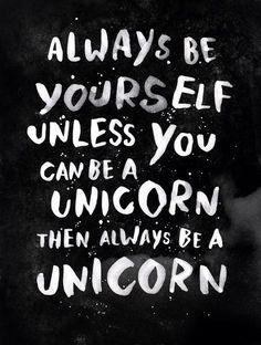 My little unicorn :)