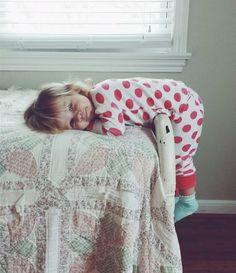 Je veux dormir avec Papa et Maman