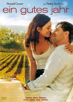 Ein Gutes Jahr Ja, dieser wunderbare leichte Film mit Marion Cottilard und Russell Crowe ist von Ridley Scott! Unbedingt ansehen, wenn man die Filme von Scott mag! Aber, dieser Film ist eben ganz anders.