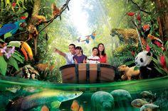 #River #Safari #Singapore