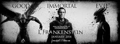 I, FRANKENSTEIN Character Posters