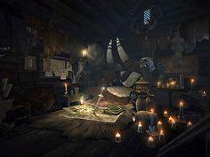 RPG LEVEL_Mabinogi Heros, Studio ASK on ArtStation at https://www.artstation.com/artwork/BQDVz