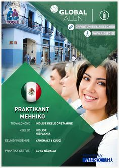 Global Talent- Teaching- Mexico