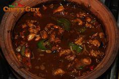 Sri Lankan Black Pepper Chicken Curry