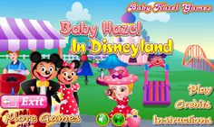 Enjoy a day with Baby Hazel at Disneyland. Help her in packing the required stuff and then take her to the amusement park to meet Disney cartoons and enjoy rides. https://play.google.com/store/apps/details?id=air.org.axisentertainment.BabyHazelInDisneyland