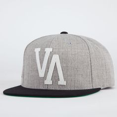 RVCA Old Gold Starter Mens Snapback Hat