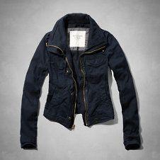 Clara Cropped Jacket
