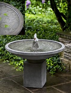 Reminisce about the summer times with the Autumn Leaves Fountain.