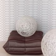 Wallpaper Eijffinger - 3th floor. I saw this one in silver! Looks great. Which one shall I choose?