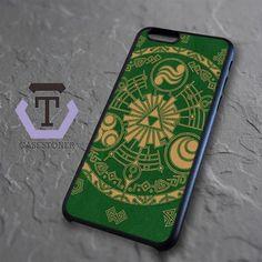 The Legend Of Zelda 2 iPhone 6|iPhone 6S Black Case