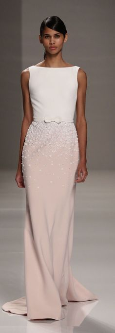 Georges Hobeika Couture, S/S 2015.
