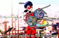 Miraculous Ladybug News : Photo. Pretty sure I'm type 2...