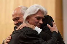 """Он обнял меня и сказал: """"Мы будем друзья навсегда"""". Фото: Из личного архива Константина Орбеляна"""