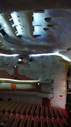 Nissay Theatre,Tokyo by Togo Murano