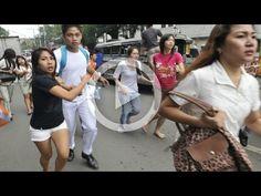 An Earthquake Preparedness Plan In Philippine