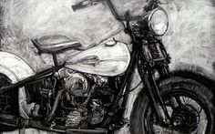 Image from http://reedwhite.net/images/paintings/1941KnuckleheadBobber8X5.jpg.